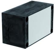 Piastra di montaggio universali UMP-ALU-R (rettangolare)