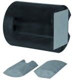 Plaques de montage universel UMP-ALU-TZ (cylindrique)