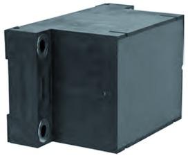 Consoles pour charges lourdes SLK-ALU-TR (rectangulaire)