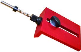 Gabarit de perçage long LAMELLO CLAMEX P-System