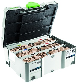 Systainer d'assortiment FESTOOL DOMINO DF 500