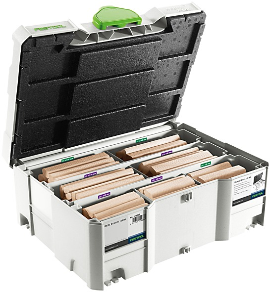 Systainer d'assortiment FESTOOL DOMINO XL DF 700