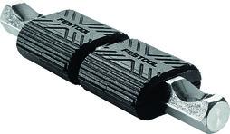 DOMINO sistema di giunzioni angolari e piatte -  perni doppi