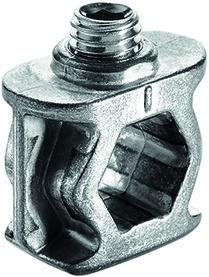 DOMINO système d'assemblage pour angles et surfaces - élément de verrouillage transversal