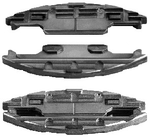 Système d'assemblage KNAPP type METALL