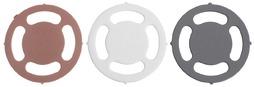 Rondelles pour ferrements d'assemblage DOPLEX