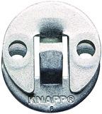 Ferrements d'assemblage à suspendre KNAPP DUO 35