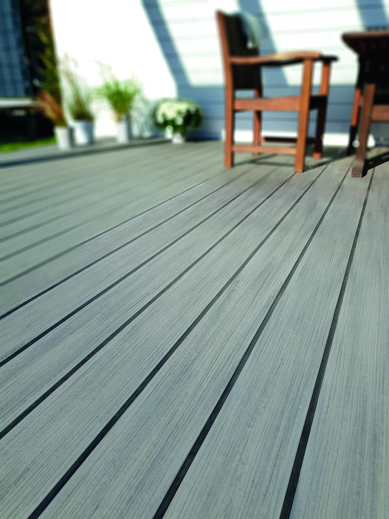 Terrassendielen TERRACON® WPC 140