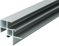 Aluminium-Stufenprofil RELAZZO naturo Alu