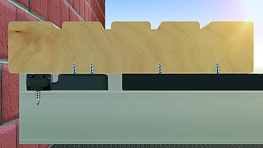 StarterClip per pattini per terrazzi EUROTEC