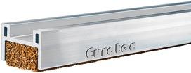 Listello funzionale in alluminio
