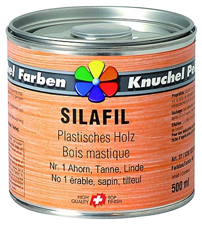 Bindemittel für plastisches Holz KNUCHEL SILAFIL