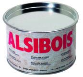 2K Holzspachtel ALSIBOIS