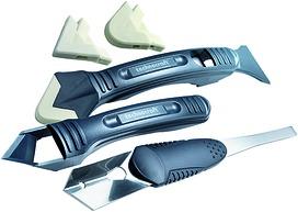 Assortiment de spatules pour silicone