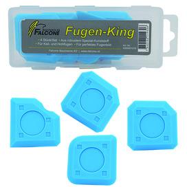 Jeu de spatule de lissement FUGEN KING 4-pièces