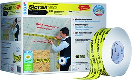 Bandes anti-courant d'air SIGA-Sicrall