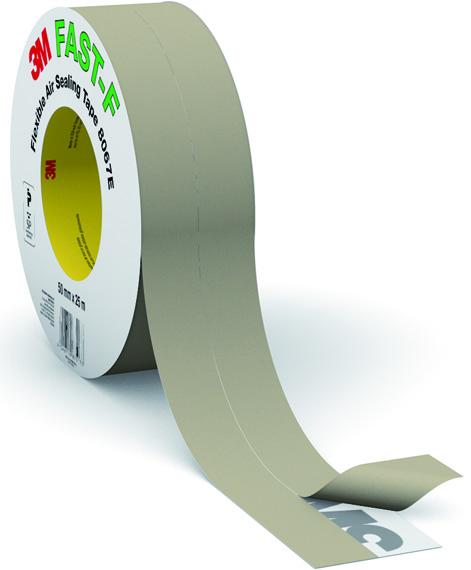 Rubans adhésif haute performance ultra flexible 3M Fast-F