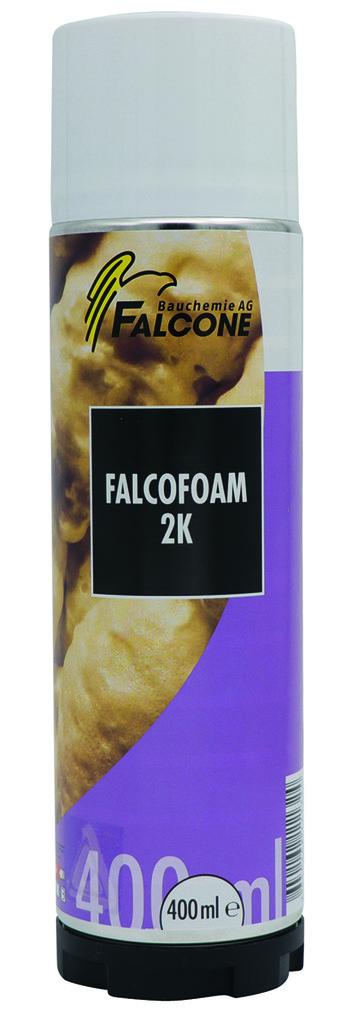 Schiuma per montaggio PU FALCONE Falcofoam 2C