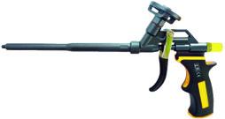 Pistolet pour mousse FALCONE Profi Gun Black