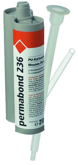 2K Kartuschenschaum PERMAFIX 236 B2