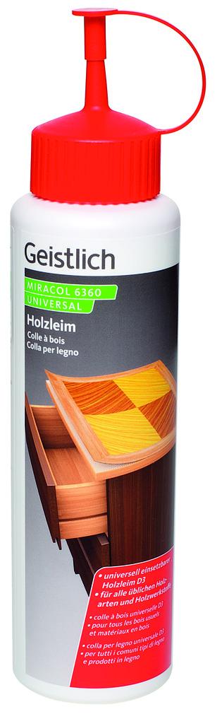 Colle à bois GEISTLICH Miracol 6360