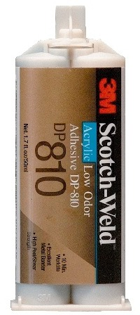 Colles structurales 2C 3M Scotch Weld DP810