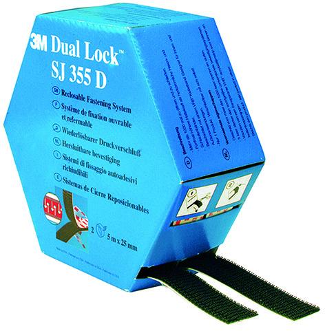 Wiederlösbares Befestigungssystem 3M SJ-355D