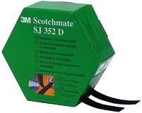 Nastro a velcro smontabili 3M Scotchmate SJ-352D