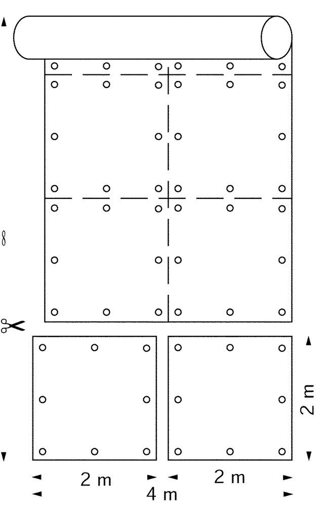 Allzweck- Abdeck- und Schutzplanen MONARFLEX ULTRA