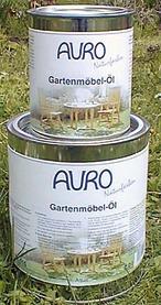 Olio per mobili da giardino AURO 115