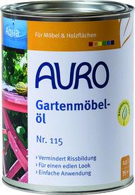 Huile pour meubles de jardin AURO 115