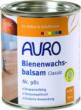 Peinture de baume de cire d'abeille AURO 981