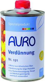 Diluente per balsami di origine vegetale AURO 191