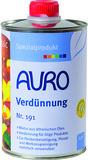 Diluant de baume de plantes AURO 191