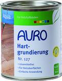 Huile dure AURO 127 pour sol