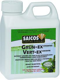 Prodotto per la rimozione dei rivestimenti vegetativi SAICOS Grün-Ex