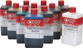 OW-BOIS Système de couleur