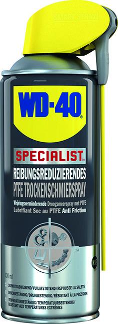 Spray lubrificante a secco PTFE WD-40 Specialist