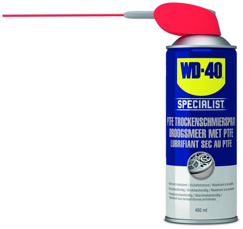 Trockenschmierspray PTFE WD-40 Specialist