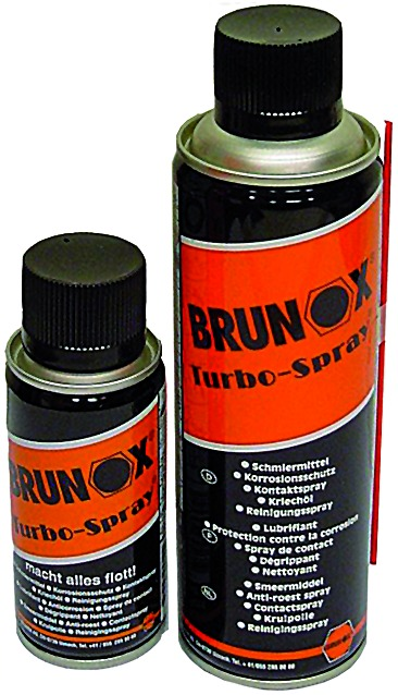 Turbo-Spray BRUNOX