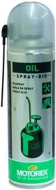 Spray ad olio MOTOREX BIO