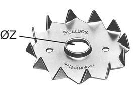 Connecteurs à bois BULLDOG