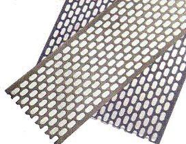 Nastri di ventilazione in in alluminio