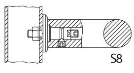 Sets de montage KWS S 8