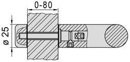 Kit di montaggio KWS S 21
