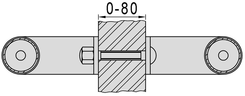 Sets de montage KWS P 10