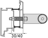 Kit di montaggio KWS S 24