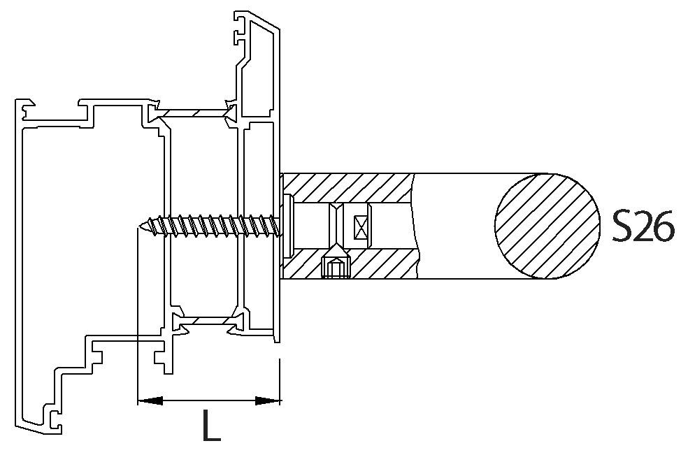 Sets de montage KWS S 26