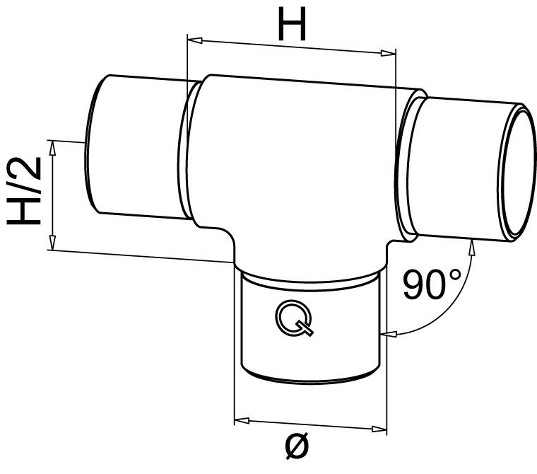 Ferramenta d'assemblaggio Q-LINE®