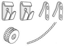 Kit di sospensione tipo 21090